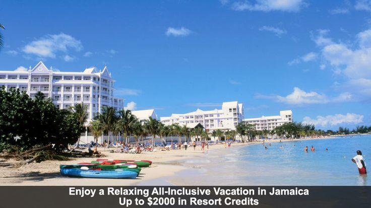 Enjoy a Relaxing All-Inclusive Vacation in Jamaica - https://traveloni.com/vacation-deals/enjoy-relaxing-inclusive-vacation-jamaica/ #caribbeanvacation #destinationisland #ochorios