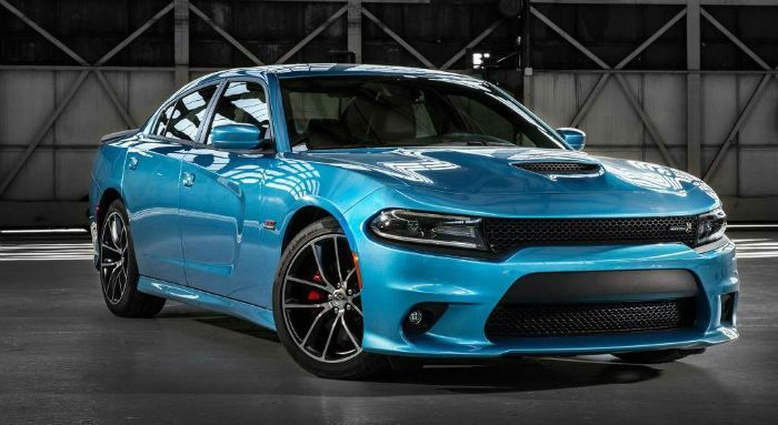 2017 Dodge Charger Hellcat HP