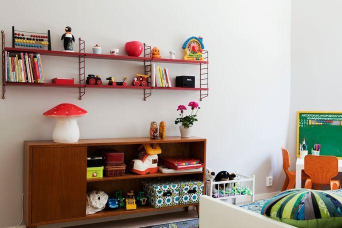vintage for kid's room