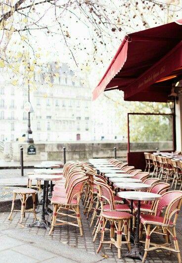 la curateur | @lacurateur paris, cafe, seine river, france, bistro, terrace, spring, love