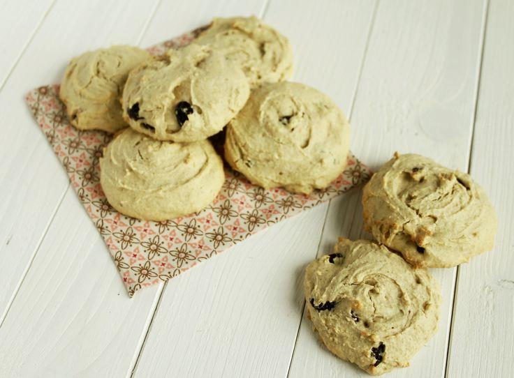 Ciasteczka owsiane bez cukru