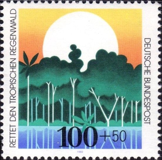 Forest / Forests / Ecosystems on Stamps - Stamp Community Forum - Page 8