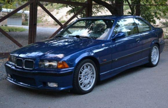 1995 BMW M3 (E36)