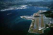 U.S. Naval Base Subic Bay, Philippines.