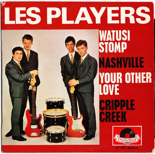 Les Players (3) - Watusi Stomp / Nashville / Your Other Love / Cripple Creek (Vinyl) at Discogs