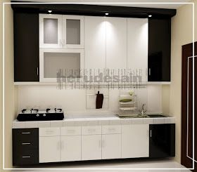 SKETSA BANGUNAN: KITCHEN