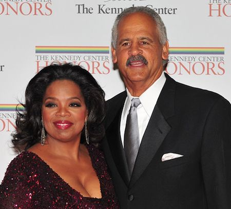 OPRAH & STEDMAN GRAHAM, TOGETHER SINCE 1986, ENGAGED IN 1992, VOW NEVER TO GET MARRIED ~