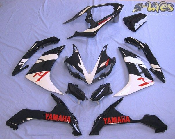 Yamaha R1 2007-2008 #Carenado Completo de Calle y Circuito