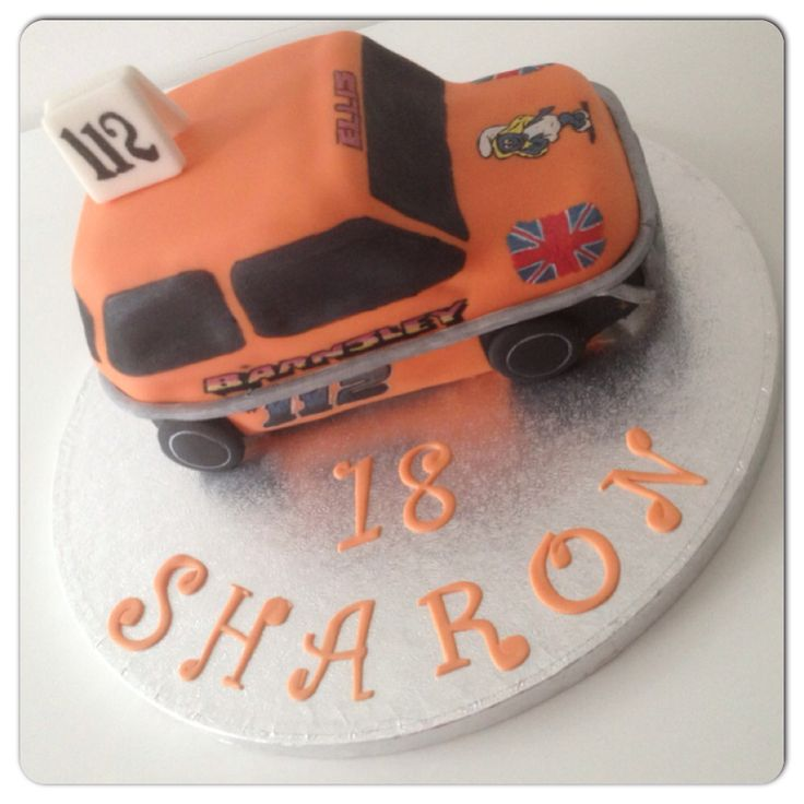Stock Car Cake Images
