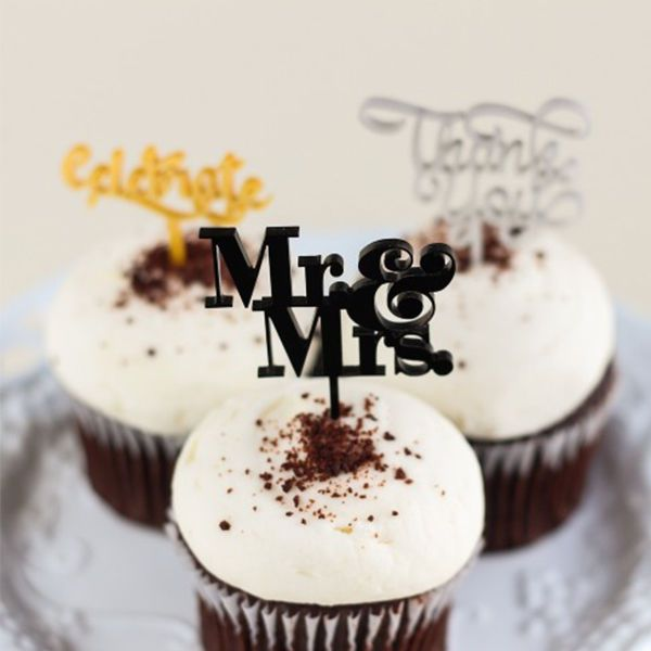 The 25 best wedding cupcake toppers ideas on pinterest wedding take a bite out of these cute cake toppers slice of cakeswedding cupcake junglespirit Image collections