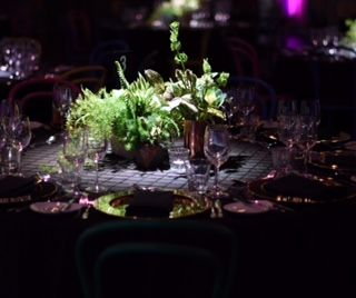 Complete Function Hire's Winter Event Styling Tips with JAK Creative.