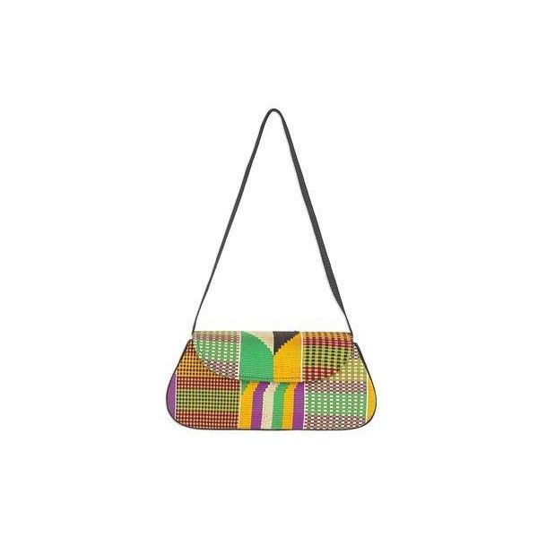NOVICA Kente Cloth Flap Handbag from Africa ($63) ❤ liked on Polyvore featuring bags, handbags, shoulder bags, accessories, bright, clothing & accessories, multi coloured handbags, handbags shoulder bags, man shoulder bag and flap shoulder bag
