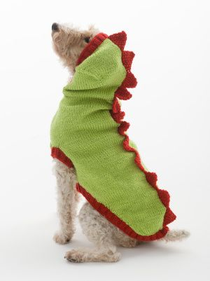 Image of The Dragon Slayer Dog Sweater