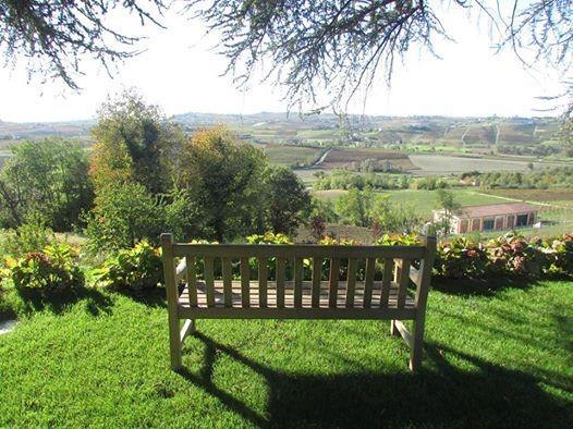 vista Villa Fontana