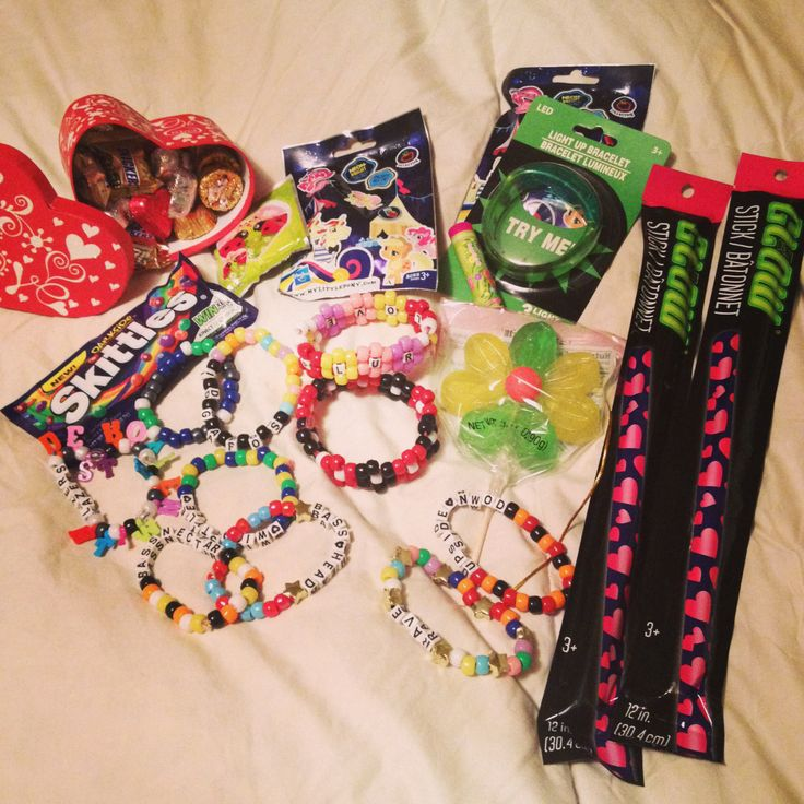 Just finishing up our first plur package for our EDC Reddit fam. Hope she likes it