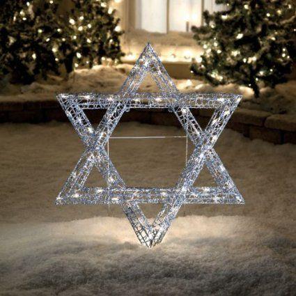 Amazon.com : 36 - Hanukkah Decorations Outdoor Sheenas Garden Design - Outdoor Hanukkah Decorations Holiday Design