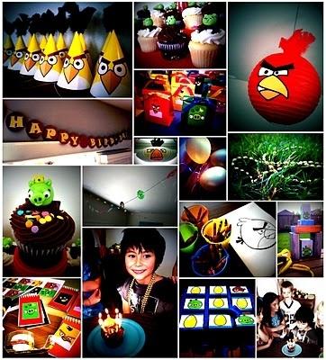 Angry Birds partyBirds Theme, Birthday Theme, Birthday Parties, Birds Birthday, Theme Parties, Parties Ideas, Birds Parties, Angry Birds, Birthday Ideas