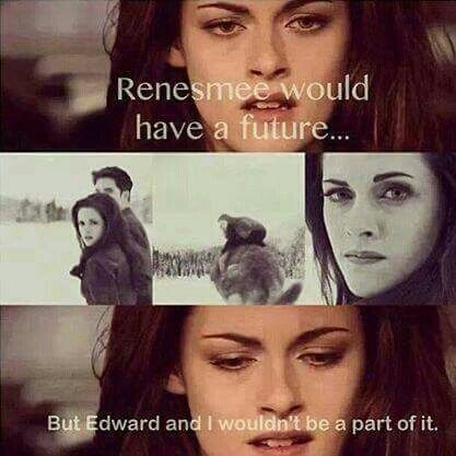 bella swan, renesmee, and twilight image
