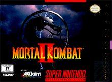 Mortal Kombat II SNES - Home versions of Mortal Kombat II - Wikipedia, the free encyclopedia