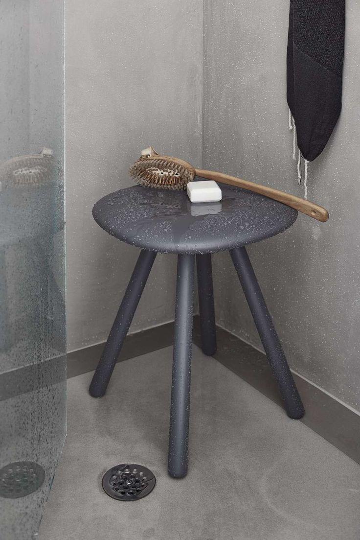 VIOOD SGABELLO DOCCIA - bathroom stool made of soft polyurethane foam especially designed for the & Best 25+ Bathroom stools ideas on Pinterest   Neutral tabourets ... islam-shia.org