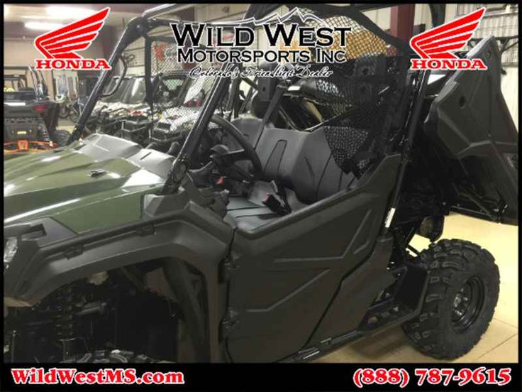 New 2016 Honda Pioneer 1000 ATVs For Sale in Colorado. 2016 Honda Pioneer 1000, 2016 Honda® Pioneer® 1000 Not Just Bigger: Better. The outdoors is meant to be explored. The highest hills, the deepest canyons, and the farthest reaches of the forests all lie in wait. And now, we bring you an entirely new vehicle that can get you there. The all-new Pioneer® 1000 is the world s preeminent side-by-side, both in the Honda® lineup, and the industry. Built around a class-leading 999cc…