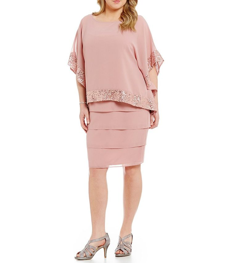 Our Plus Size Women S Dresses For Daytime Casual Tail Evening And Black Tie Formal Events