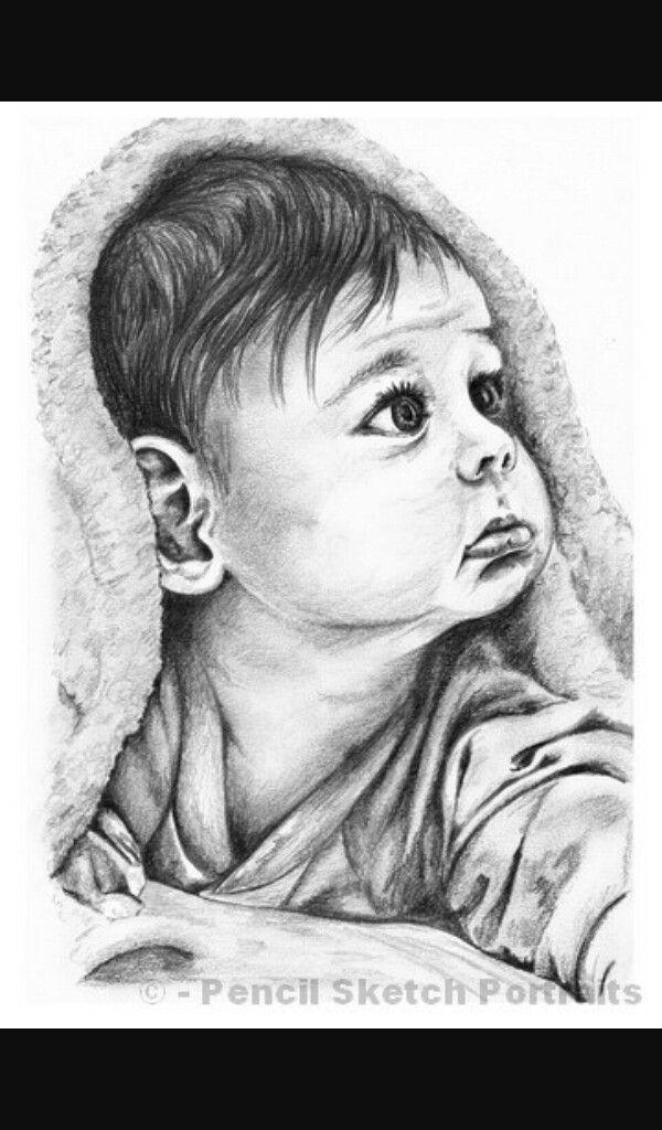 Pencil portrait drawing artist pencil portrait drawings for sale