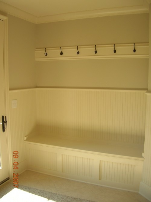 Boot Bench And Coat Rack Mud Room Entry Home Remodeling Mudroom Design