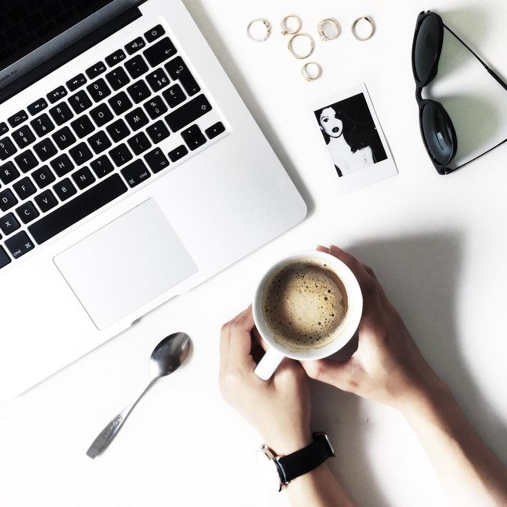 SATURDAY M☕️RNING  #squaredone  #workdesk  #coffee