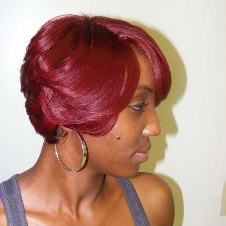 Styles For Twenty Seven Piece Hair | hairstylegalleries.com