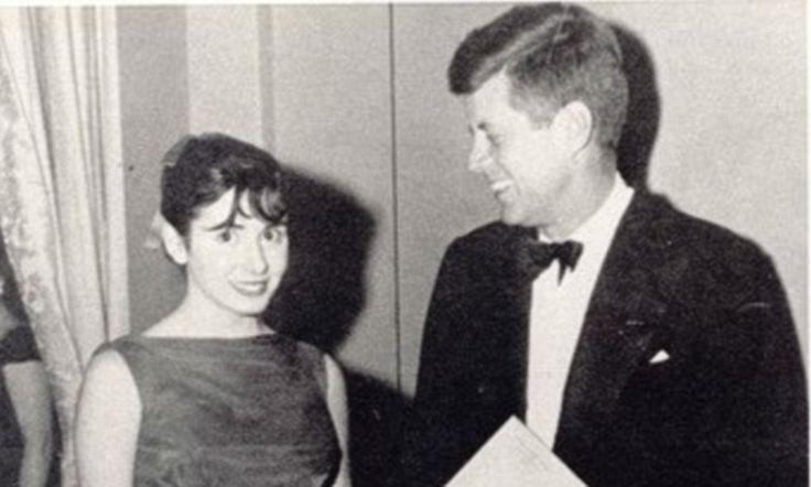 Nancy Pelosi Teenager Pelosi: I parti...