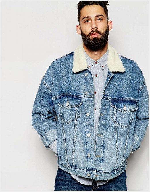 6 Lovely Oversized Denim Jacket Men