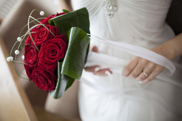 Weddingbouquet / Bruidsboeket by ♥siebe ©