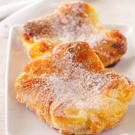 Découvrez la recette Feuilletés aux amandes sur cuisineactuelle.fr.                                                                                                                                                                                 Plus