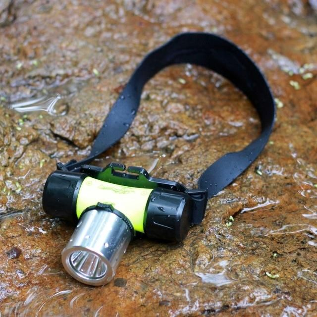 1000 Lumen LED Waterproof Headlamp