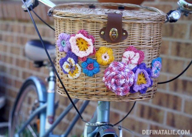 130 best images about CROCHET BIKE & Bici on Pinterest ...