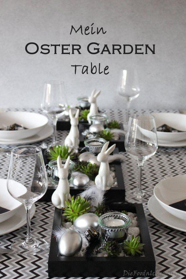 Oster Garden Table