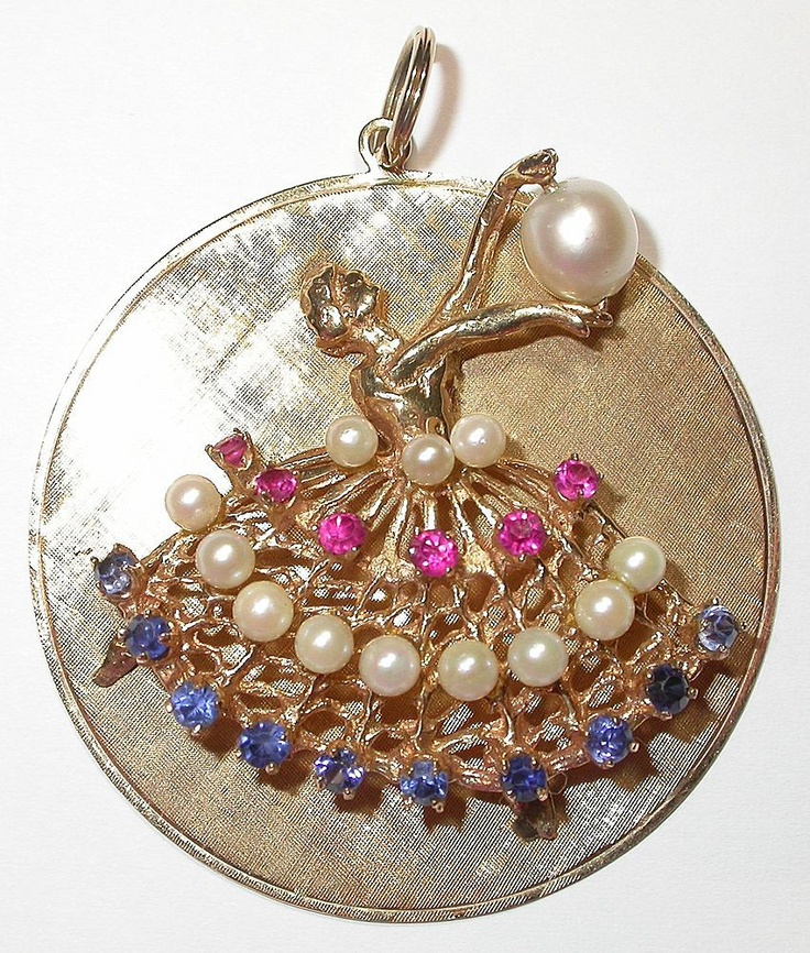 DancerCharms Life, Vintage Charms, Dancers Charms, Charms Bracelets