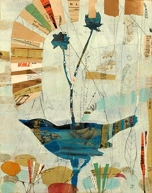 Blue Bird by Judy Paul