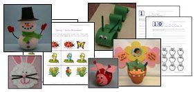kids crafts newsletter