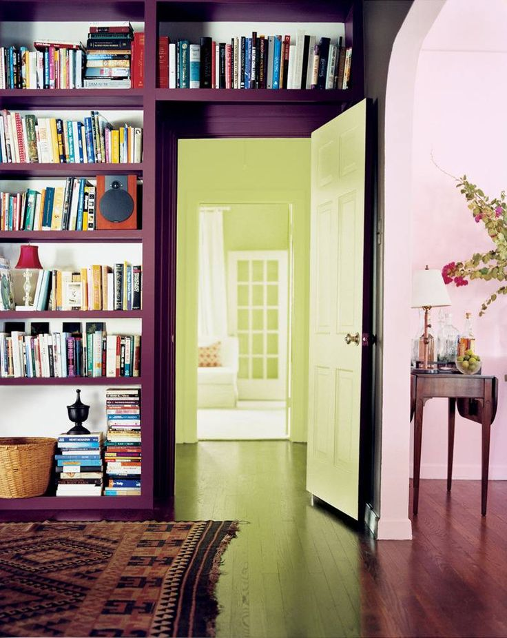 Our Favorite Entryway Paint Color Ideas | Domino