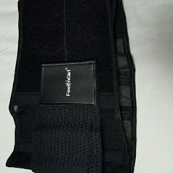 Sport waist training belt new size L Sport waist training belt new size L Other
