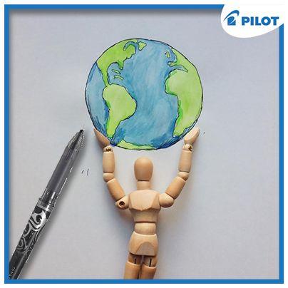 Zapojte se do oslav Dne Země s pery #Pilot!
