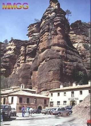 Molina de Aragón, Virgen de la Hoz