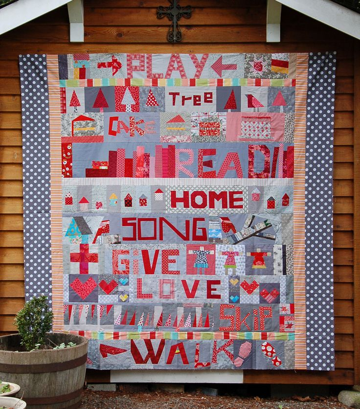 55 best traveling quilt ideas images on Pinterest Patchwork quilting, Quilting ideas and House ...