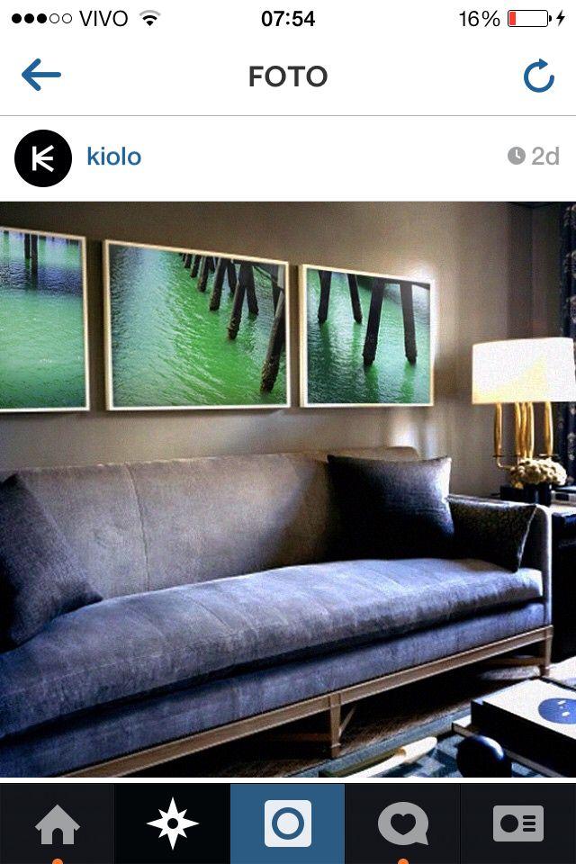 Ambiente sedutor e relaxante com fotos lindíssimas de KIOLO . Insta @kiolo .