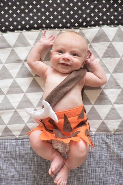 Baby Bamm Bamm Costume (Flintstones)