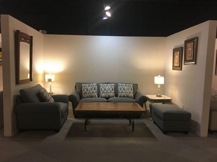 Full Living Room Set At Ellis Brothers!