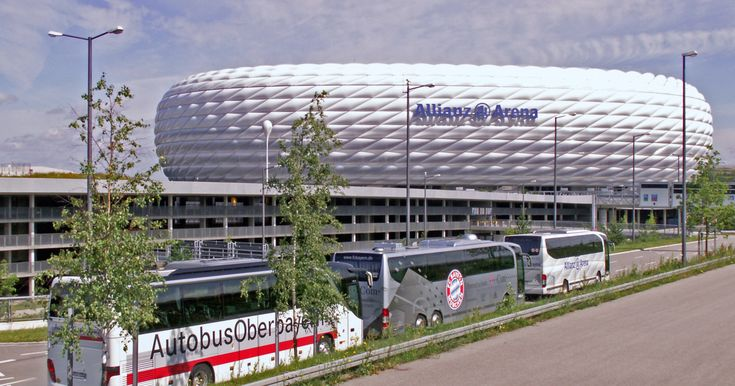 FC Bayern München Football and Allianz Arena Tour – ▵ germany ▵