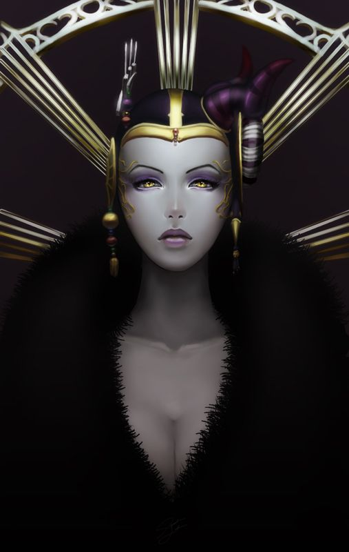 Final Fantasy VIII - Sorceress Edea